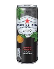 Sanpellegrino Chino in lattina