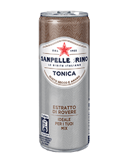 Sanpellegrino Tonica Rovere in lattina