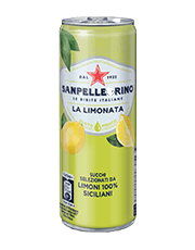 Sanpellegrino Limonata in lattina
