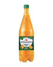 Sanpellegrino Aranciata Amara in pet 125 cl