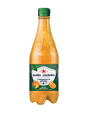 Sanpellegrino Aranciata Amara in pet 50 cl