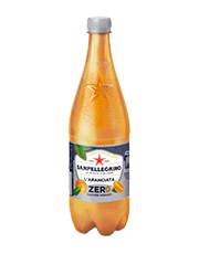 Sanpellegrino Aranciata Zero in pet 75 cl