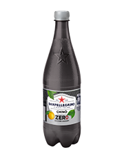 Sanpellegrino Chinò Zero in pet 75 cl